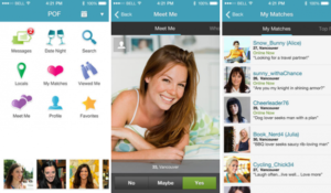 Plenty of fish Mobile Application